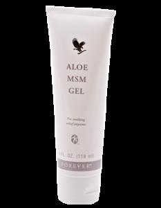 Forever Aloe MSM Gel