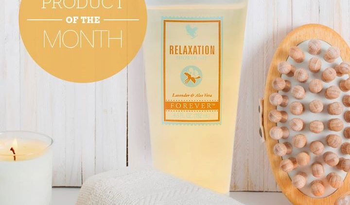 Forever Relaxation Shower Gel
